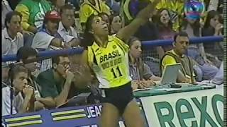 World Championships 1994 Final: Brazil x Cuba