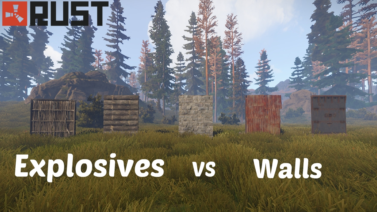 how to make explosives rust