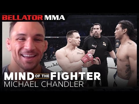 Mind of the Fighter | Michael Chandler - Bellator 243