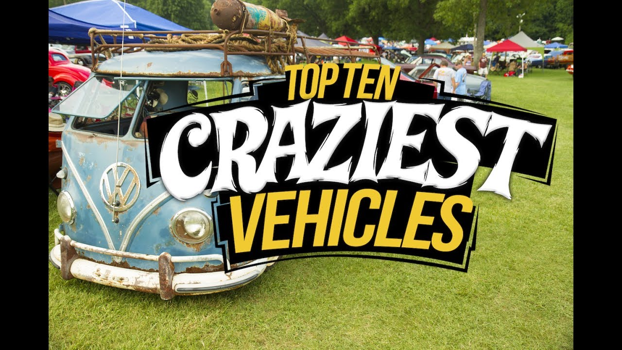 a787de446 The Top 10 Craziest Vehicles At The Holley Hot Rod Reunion - Giveaway!