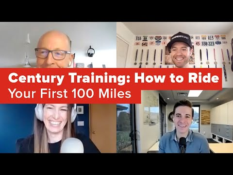 Century Training: How to Ride Your First 100 Miles (Ask a Cycling Coach 254)