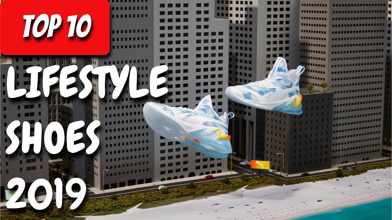 Top 10 Lifestyle Shoes 2019 - YouTube