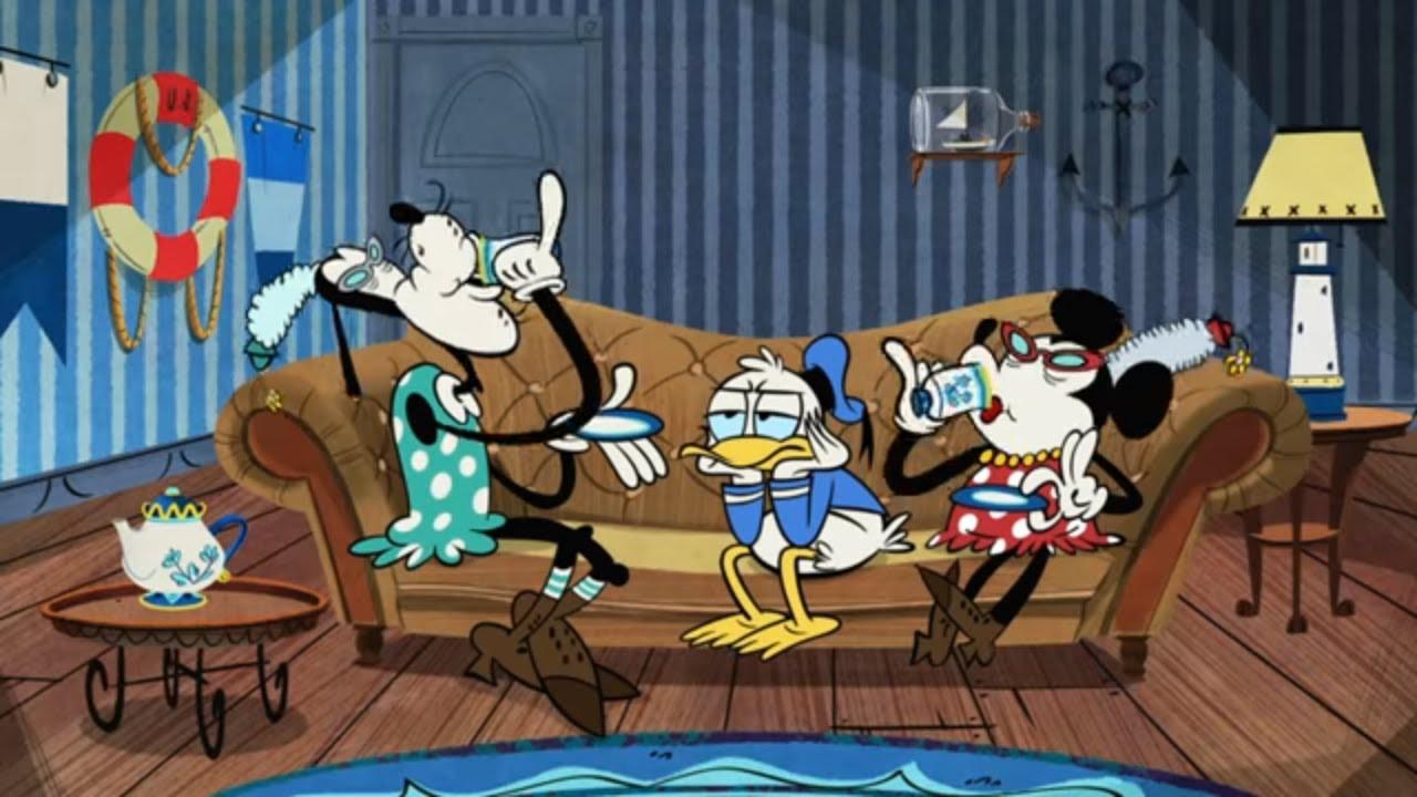 Mickey - Goofy'nin Büyükannesi