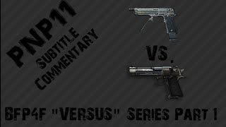 "BFP4F | ""VERSUS"" #1 : Beretta 93R vs. Deagle 50 [Full HD]"