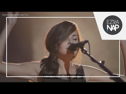 It Is Well - Kristene DiMarco & Bethel Music - You Make Me Brave (magyar felirattal)