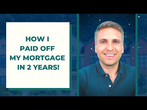 6 STEPS TO PAY OFF A MORTGAGE EARLY