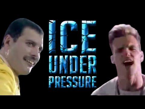 Vanilla Queen - Ice Under Pressure
