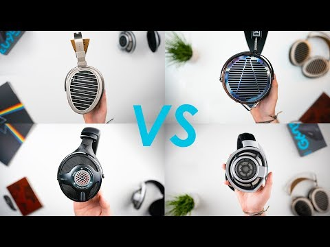 HD800 - HE1000 V2 - LCD-4 - UTOPIA | Headphone Comparison