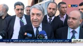 علي بن فليس : إجتماع المعارضة أتى لخدمة الجزائر والشعب الجزائري