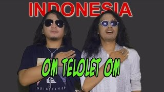 Om Telolet Om - Toto Angit BP & Ais Arza (Official Video Clip)