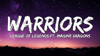 League of legends - Warriors (Lyrics) feat. Imagine Dragons