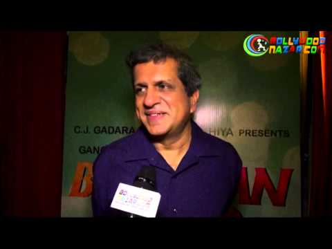 Exclusive Interview with Darshan Jariwala