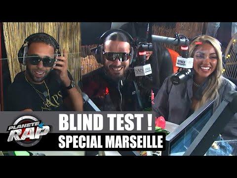 Youtube: Blind Test spécial MARSEILLE avec Naps, Wejdene, SCH, Fred et Ivory! #PlanèteRap