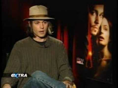 Extra Johnny Depp Interview on From Hell
