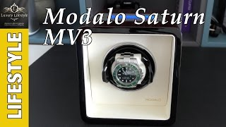 modalo saturn mv3 single watch winder review
