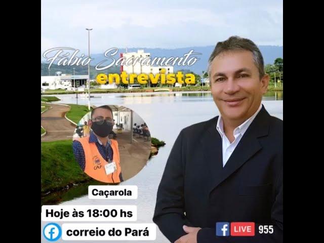 FABIO SACRAMENRO ENTREVISTA CAÇAROLA