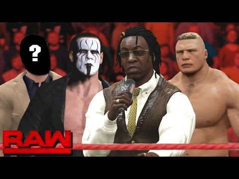 WWE 2K17 Story - John Cena's Shocking Replacement is Decided - Ep.34