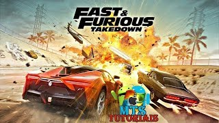 Fast & Furious Takedown Android Game Play