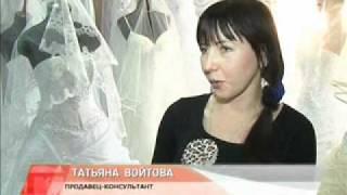 Зимняя шубка для невесты.wmv