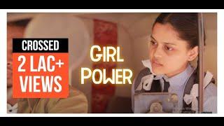 Girl Power - Best Short Film    Women Empowerment   Sanika Pandav   Consumer Film Festival 2020
