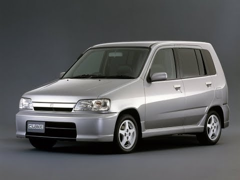 #Nissan #Cube Z10 1999г.в.