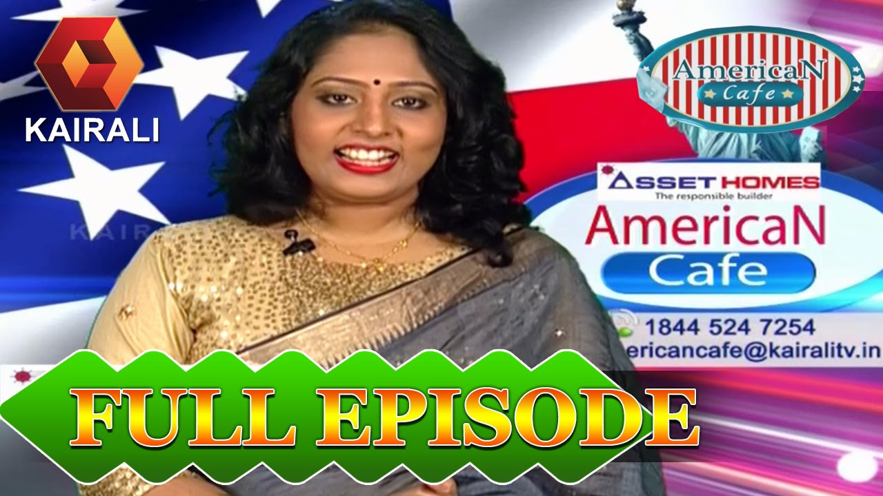 American Cafe | 22nd August 2016 |  Full Episode