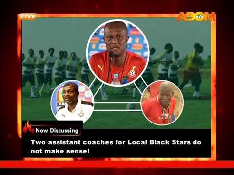 Commentary Position - Fire 4 Fire on Adom TV (11-8-17)