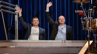 Tränenreicher Abschied! Stefan Raab sagt Tschüss - TV total