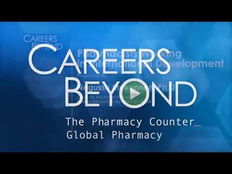 Pharmacists Working in International Development