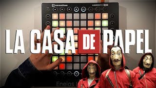 La Casa de Papel | Enelos PROJECT launchpad [Soundtrack]