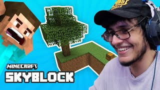 Minecraft Skyblock : A New Journey (#1)