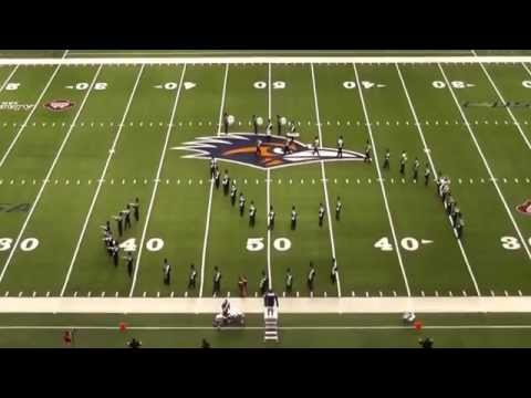 Ropes High School Band 2015 - Texas UIL 1A State Marching Contest - Duration: 6:50. rocketfan86 1,248 views