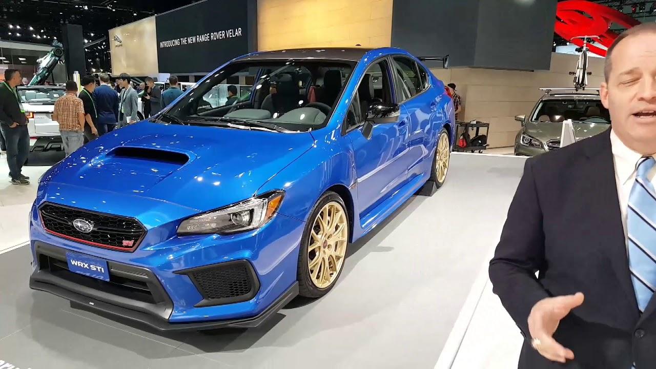 2018 Subaru Wrx Sti Type Ra 1 Out Of Only 500 Made