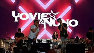 Video Yovie and Nuno - Sakit Hati (BigBang jakrta 2017,JIEXPO Kemayoran, download MP3, 3GP, MP4, WEBM, AVI, FLV April 2018