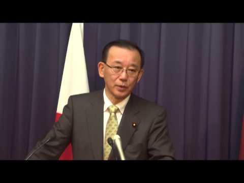 谷垣 禎一 幹事長(2015.3.27)