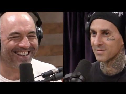 Travis Barker Knows Somebody Who Took a Vow of Silence | Joe Rogan Mp3
