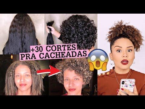 CORTES QUE MUDAM O CABELO CACHEADO OU EM TRANSIÇÃO! | #AnaTodoDia 17