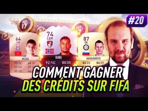 FIFA 17 - GAGNER DES CREDITS SUR FIFA 17 FACILEMENT #20
