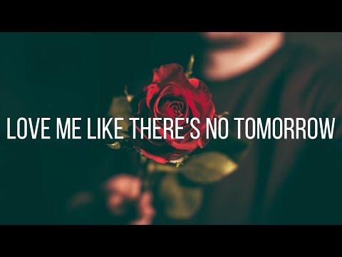 Freddie Mercury - Love Me Like There's No Tomorrow (Lyrics)