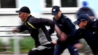 Typowy Mati zaj*bał policjantom gazem pooczach!