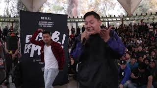 RDGO Vs Baser | Octavos | Club De La Pelea | 5ta Gold Battle | 2019