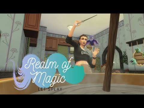 (3) Realm of Magic | Let's Play | The Sims 4 |