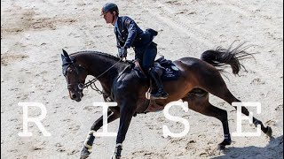 Rise || Equestrian 2016 Olympics Music Video ||
