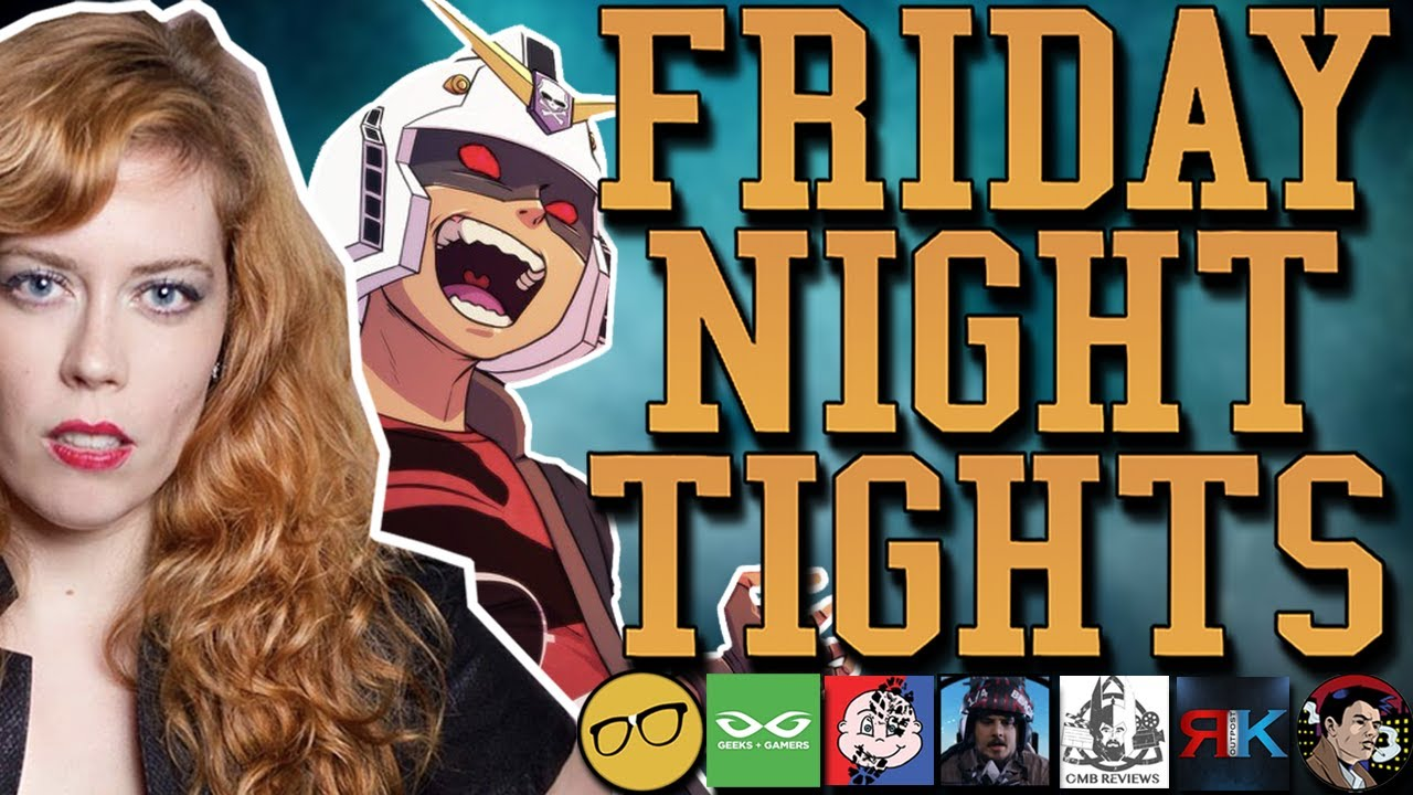 Download X-Men CANCELED   Woke Bond   #RIPDoctorWho - Friday Night Tights with It'sAGundam and Chrissie Mayr