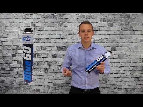 Introduction to Blue 60 fire door foam