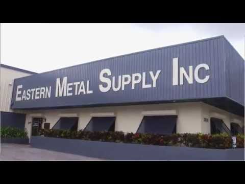 Eastern Metal Supply - Your Total Aluminum Extrusions Solution  - HD720