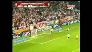 Brazil vs Germany 2 3 All Goals & Full Highlights Friendly Internationals 08 10 2011