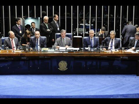 Em sessão temática, senadores e autoridades debatem importância do Fórum Mundial da Água