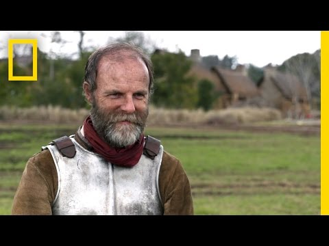 Brian F. O'Byrne: Playing John Billington  Saints & Strangers