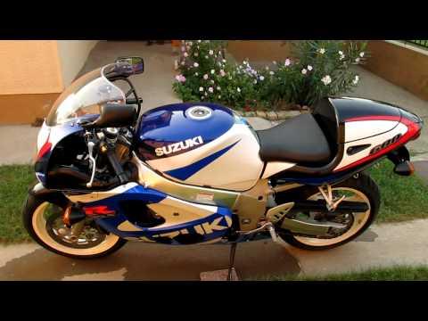 Arranque Suzuki GSR 600/GSX-R 600/GSX-R 750